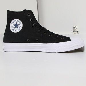 Converse Shoes | Converse Black Chuck 2